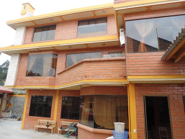 Vendo hermosa casa en sector Baños