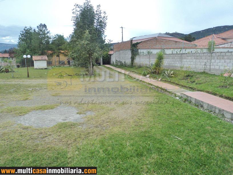 Casa en Venta a Crédito con piscina Sector Challuabamba Cuenca - Ecuador