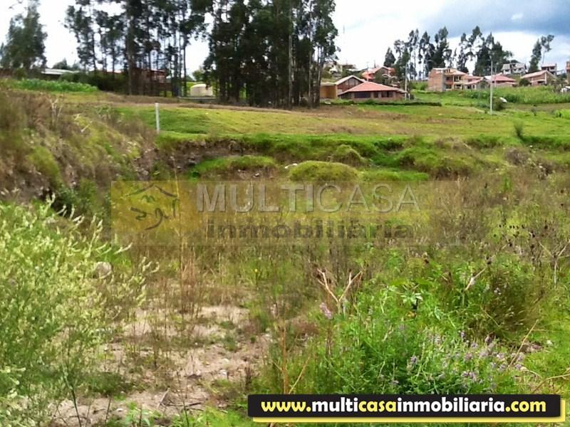 De OPORTUNIDAD Venta de Hermoso Terreno via Monay-Baguanchi Cuenca - Ecuador