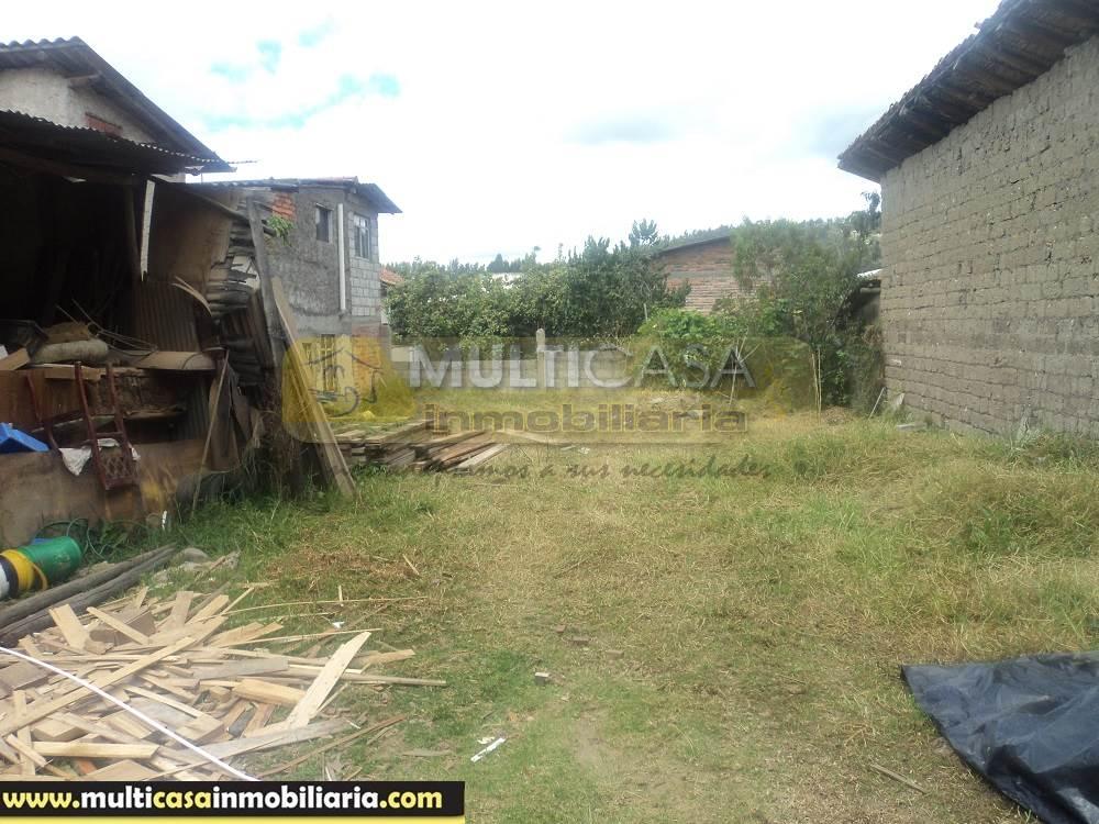 Venta de Hermoso Terreno Comercial  a crédito sector Gonzales Suarez Cuenca - Ecuador