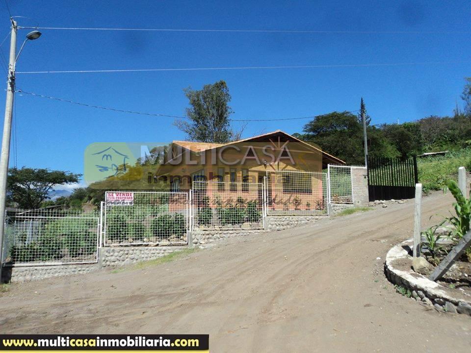 Venta de Hermosa Quinta Vacacional a crédito sector Yunguilla Cuenca - Ecuador