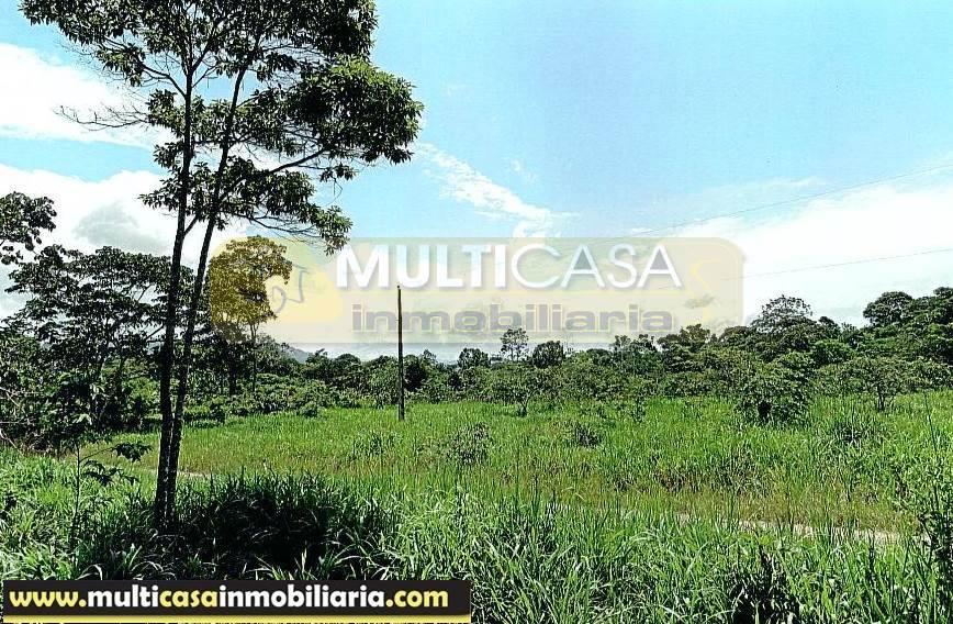 Venta de Hermoso Terreno Amplio a crédito sector Gualaquiza  Cuenca - Ecuador