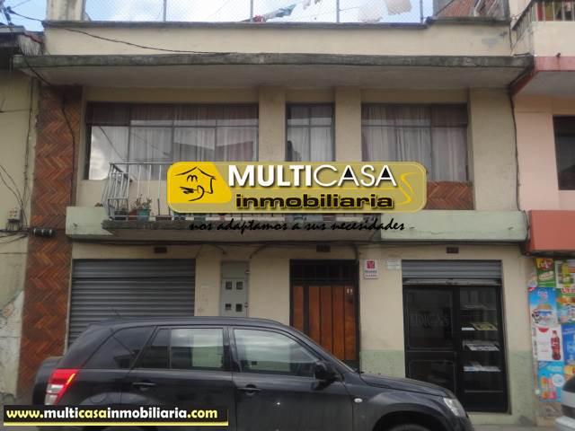 Venta de Hermosa Casa a crédito sector Centro de la Ciudad Cuenca - Ecuador