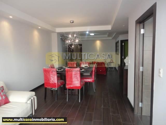 Apartamento en Venta a Crédito super Lujoso sector Primera De Mayo Cuenca - Ecuador
