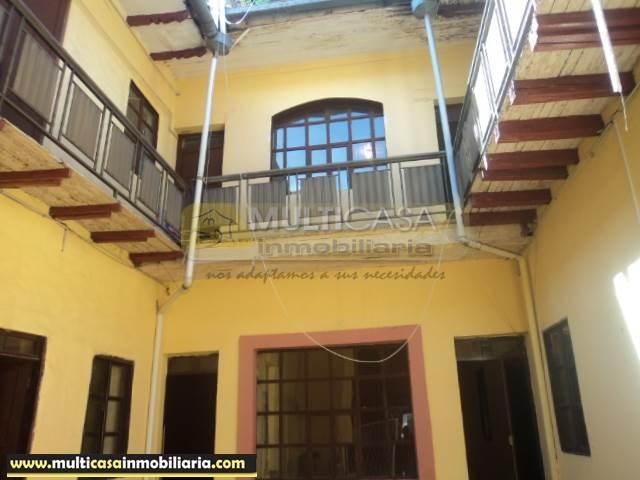 Casa antigua en venta a cr dito sector centro hist rico - Permisos para construir una casa ...