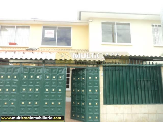Venta de Hermosa Casa a crédito en Ciudadela sector Monay Cuenca-Ecuador <br><br>