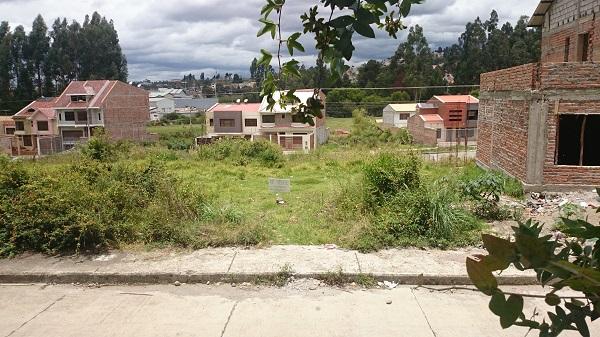 Vendo terreno en la Ciudadela de Colegio de Médicos