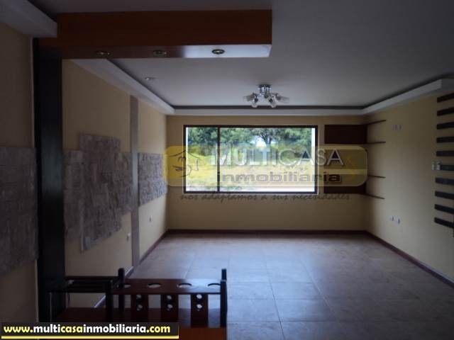 Casa en Venta a Crédito en Condominio Privado Sector Ricaurte-Molinopamba Cuenca-Ecuador