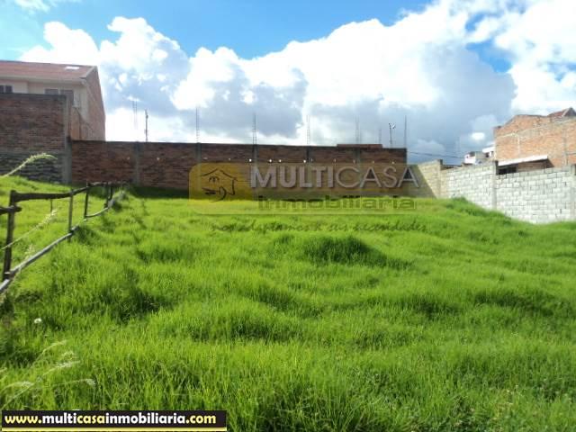 Venta de Hermoso Terreno a crédito sector El Tiempo Cuenca - Ecuador  <br><br>