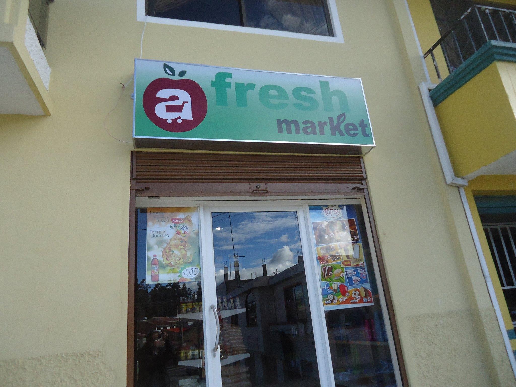Vendo Minimercado de Oportunidad!!