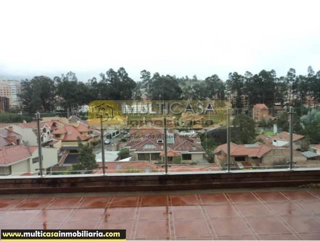 Departamentos en Venta a Crédito Sector Puertas del Sol Cuenca - Ecuador