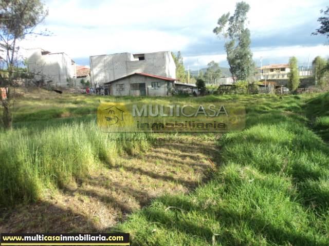 Terreno en Venta a Crédito Sector Ricaurte Cuenca - Ecuador