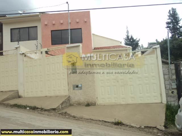 Venta de Hermosa Casa por estrenar  Sector Arenal Alto Cuenca - Ecuador <br>