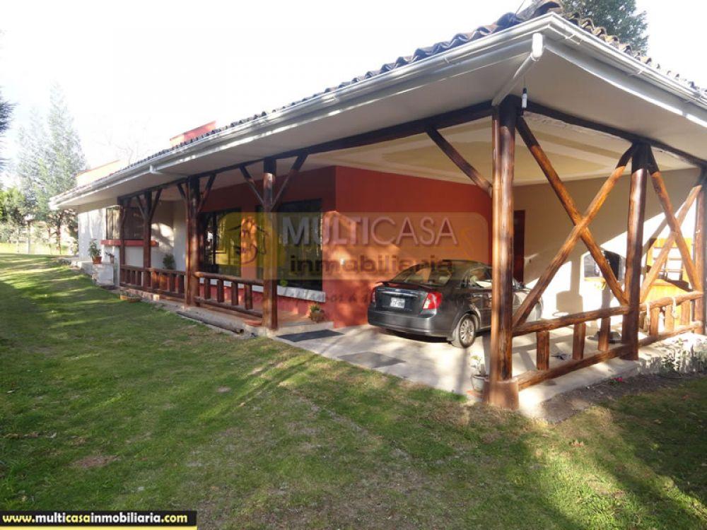 Venta de Hermosa Casa a crédito sector Racar Cuenca-Ecuador <br><br>