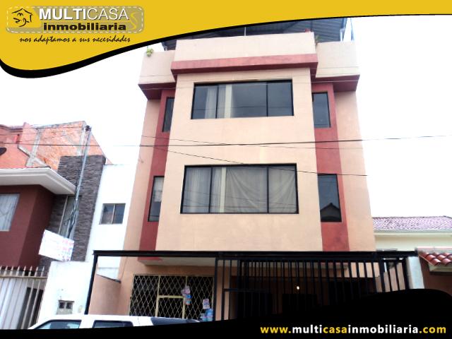 Venta de Hermosa Casa Rentera a crédito sector Control Sur Cuenca-Ecuador
