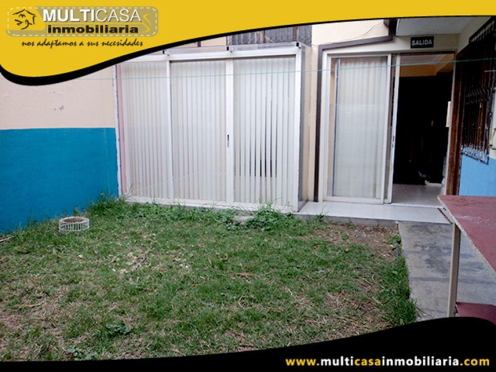 Casa Comercial en Venta a crédito Produce $ 1000 Sector Av. Solano Cuenca-Ecuador