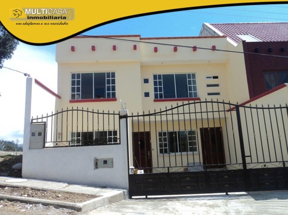 Casa en Venta de Dos Departamentos al contado Sector Ricaurte Cuenca-Ecuador