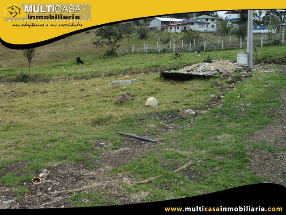 Terreno en Venta a Crédito Sector San Juan Gualaceo - Ecuador