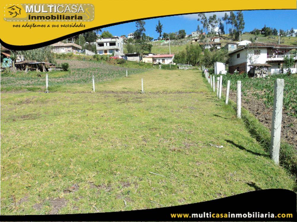 Sitio en Venta a Crédito  Sector El Valle Cuenca-Ecuador