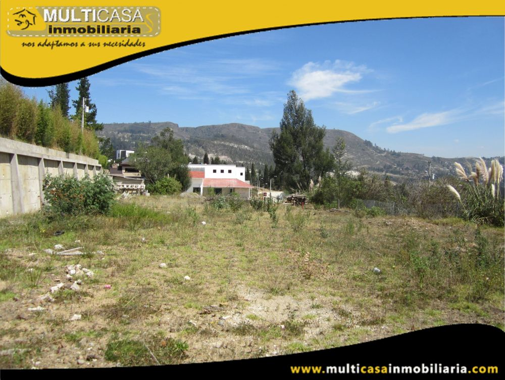 Venta de Hermoso Terreno en Urbanización Privada con Licencia Urbanística a crédito Sector Challuabamba Cuenca-Ecuador