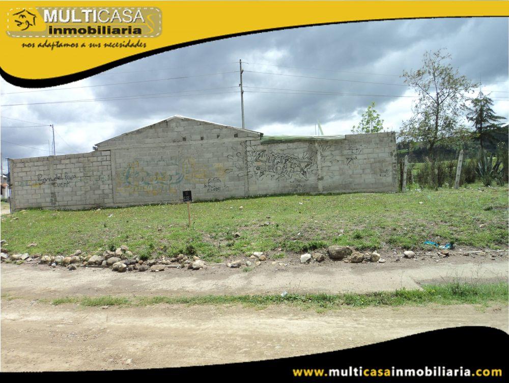 Venta de Hermoso Terreno a Crédito Sector Ricaurte Cuenca-Ecuador <br>