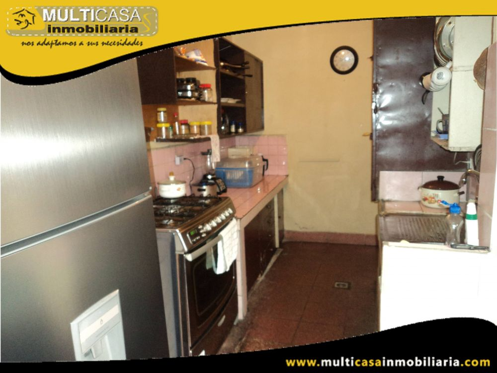 Casa en Venta a Crédito con Mini Departamento Sector Héroes de Verdeloma Cuenca-Ecuador