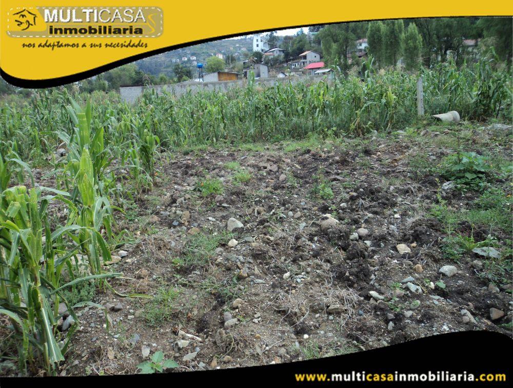 Terreno en Venta a Crédito o cambio Terreno Sector Gualaceo - Ecuador