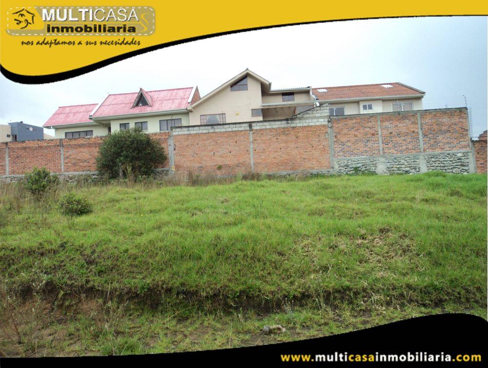 Venta de Hermoso terreno Residencial a credito Sector El Tiempo Cuenca-Ecuador