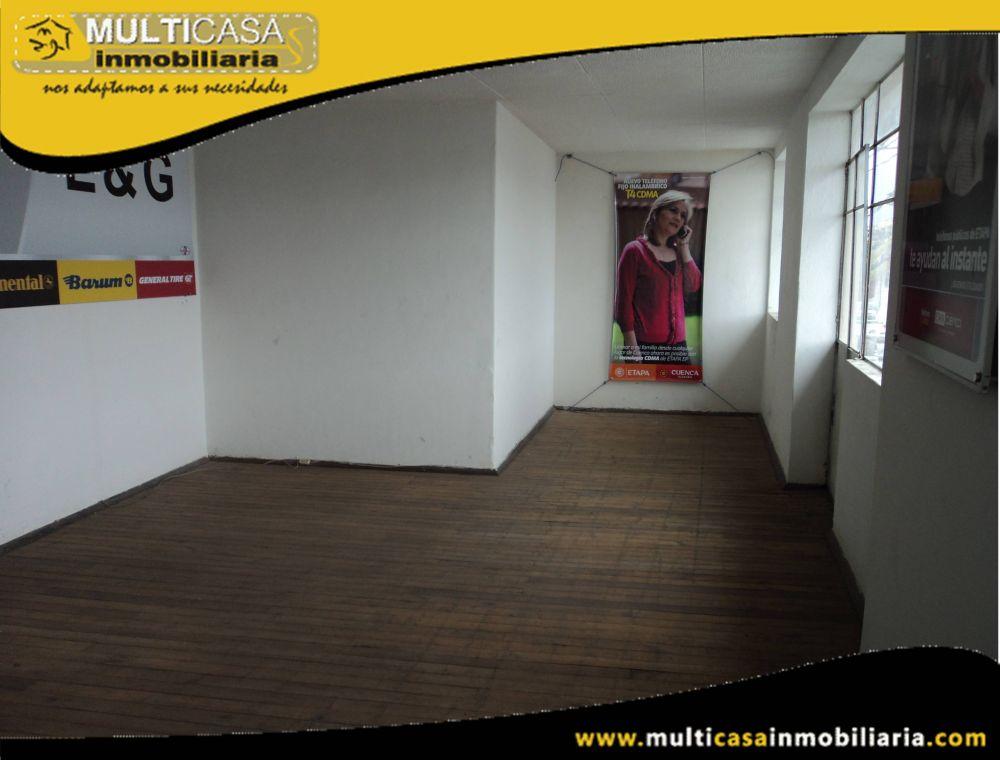 Venta de Hermosa Casa Comercial ideal para oficinas Sector Chola Cuencana Cuenca-Ecuador