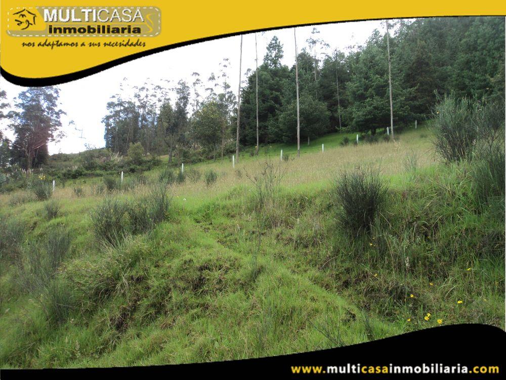 Terreno En Venta A Crédito Sector Tarqui Cuenca Ecuador
