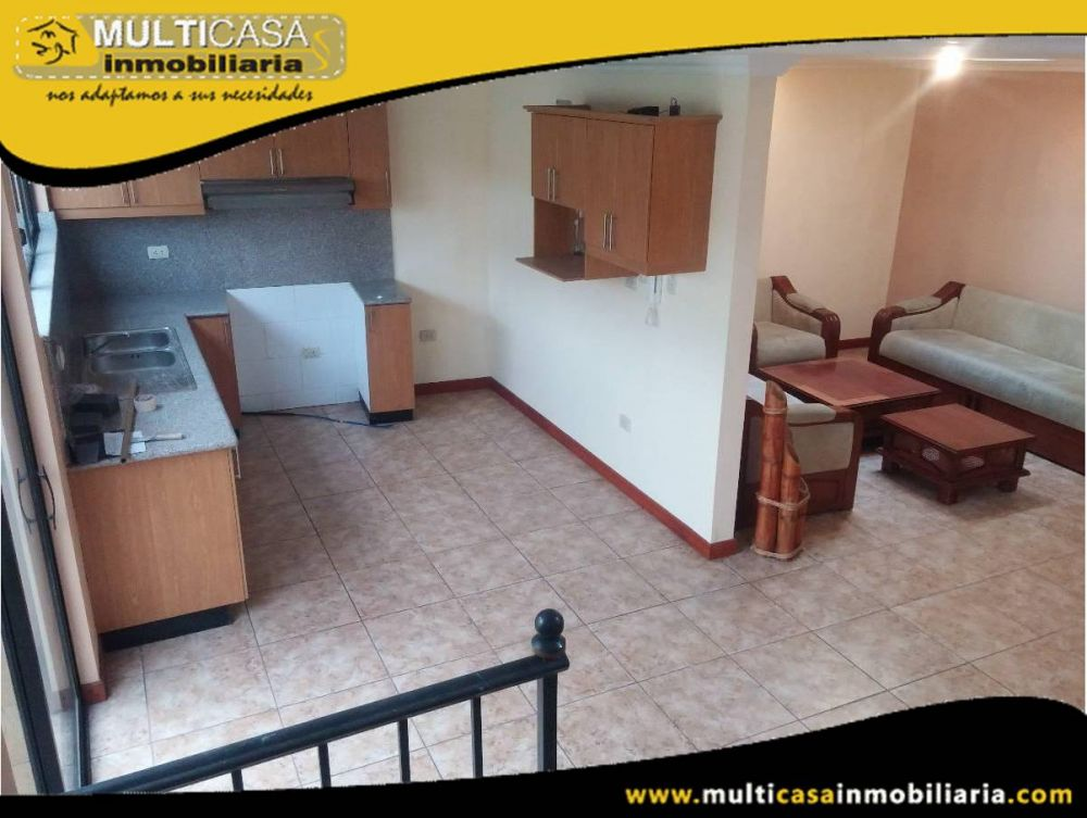 Venta de Hermosa Casa a credito en Condominio Privado Sector Av.Loja Cuenca-Ecuador