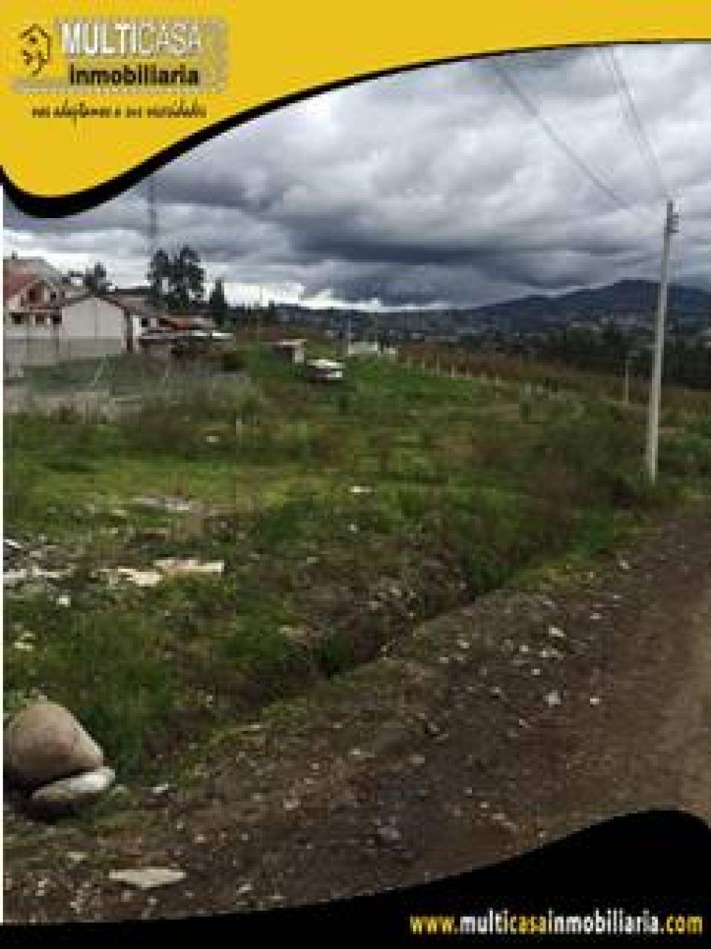 Venta de Hermoso Terreno a Crédito plano con buen Frente listo para construir Sector Monay-Baguanchi Cuenca-Ecuador