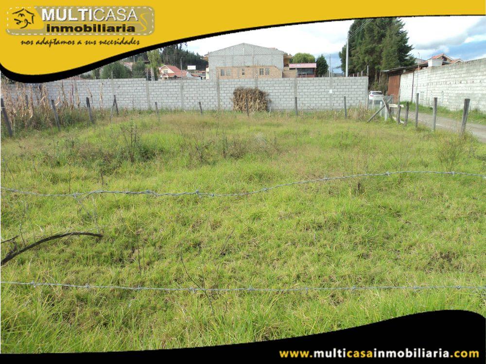 Venta de hermoso Terreno a crédito con licencia Urbanística Sector Ricaurte Cuenca-Ecuador