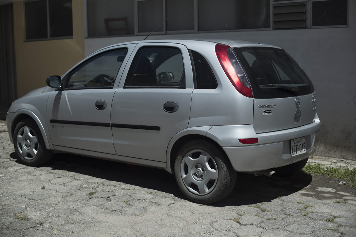 Vendo Chevrolet Corsa
