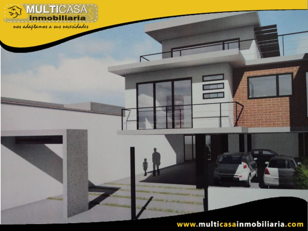 Penthouse en Venta a Crédito en Condominio Sector Don Bosco Cuenca-Ecuador