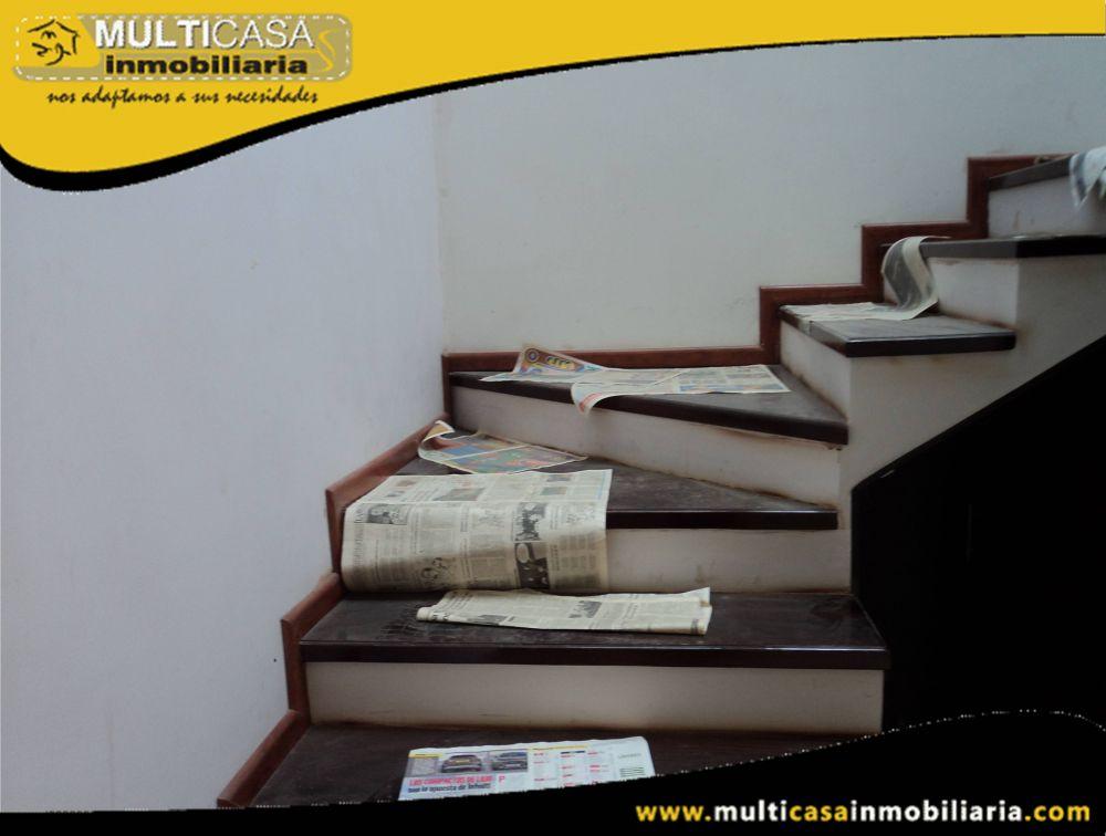 Casa en Venta en Condominio Privado a Crédito Sector Las Pencas Cuenca-Ecuador