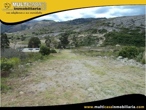 Terreno en Venta a Crédito Sector Challuabamba Cuenca-Ecuador