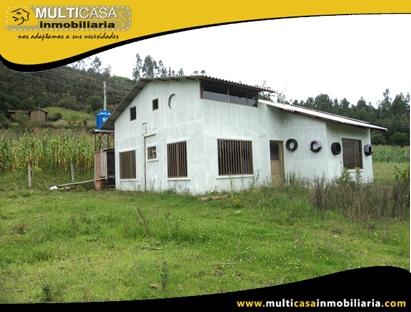 Dos casas en Venta por terminar a Crédito Sector Ochoa León Cuenca-Ecuador