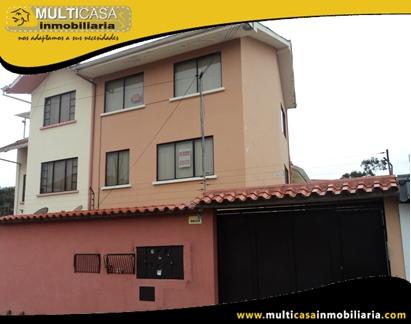 Casa en Condominio en Venta Sector Av.10 de Agosto Cuenca-Ecuador