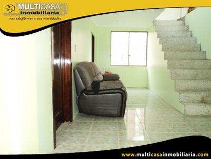 Casa en Venta a Crédito Sector San José de Balzay Cuenca-Ecuador
