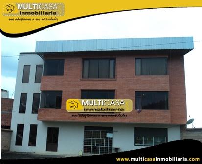 Casa Rentera en Venta de Dos Locales Comercial y Dos departamentos Sector Patamarca Cuenca-Ecuador