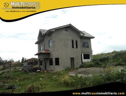Casa en Venta por Terminar Sector Ricaurte Cuenca - Ecuador