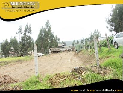 Terreno en Venta con Licencia Urbanística a Crédito  Sector El Valle Cuenca-Ecuador