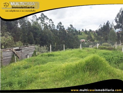 Terreno en Venta a Crédito de Oportunidad Sector Racar Cuenca - Ecuador