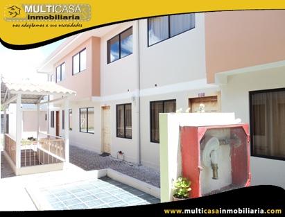 Casa en Venta en Condominio a Crédito Sector Ochoa León Cuenca - Ecuador