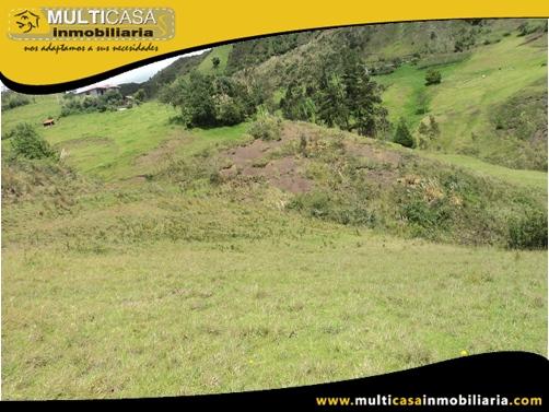 Terreno con Casa en Venta a Crédito Sector Tarqui - Ecuador