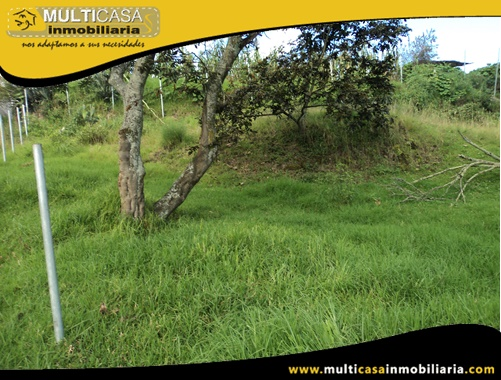 Dos Lotes en Venta con Licencia Urbanistica a Crédito Sector Challuabamba Cuenca-Ecuador