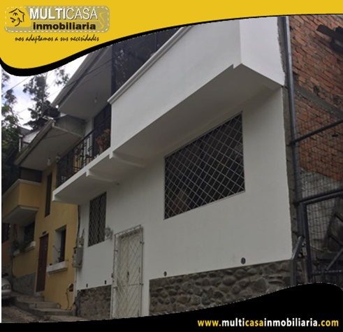 Casa en Venta a Crédito en Urbanización Privada Sector Subida a Turi Cuenca-Ecuador