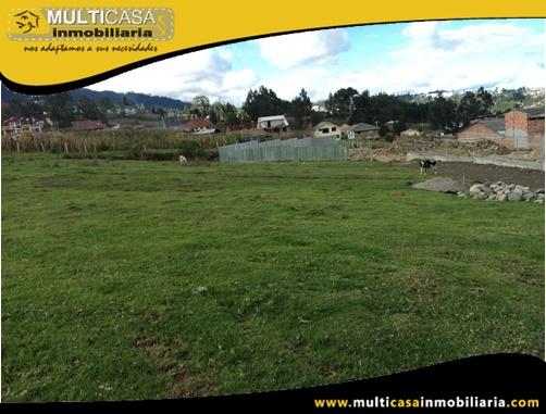 Lotes en Venta a Crédito Sector San Miguel de Putushi Cuenca-Ecuador