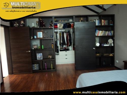 Casa Comercial con Oficinas a Crédito Sector Don Bosco Cuenca-Ecuador